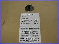NEW in box (5) Samsung SDC-7340BCN Digital Color CCTV Security Cameras Kit