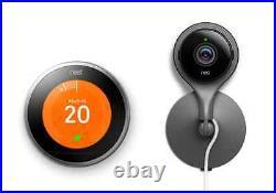 Nest Cam Indoor Security Digital High Quality Camera Optical Zoom
