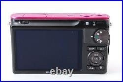 Nikon 1 J2 Pink Color Digital Camera body Excellent from Japan F/S