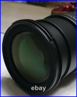 Nikon D5500 Digital Camera red wine color N1405