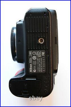Nikon D90 Infrared converted 590nm Digital IR infrared Camera. Super colour