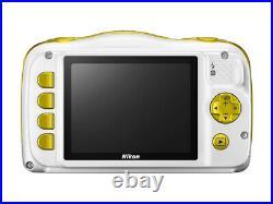 Nikon Digital Camera COOLPIX W150 Waterproof W150RS Coolpix Resort Color New