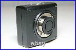 Nikon Digital Sight DS-Ri1 Cooled Color Microscope Camera 12.7 Megapixels