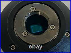 OLYMPUS DP25 MICROSCOPE 5MP COLOR FIREWIRE CAMERA WithCable