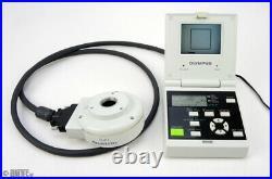 Olympus Mikroskop Kamera DP12 Digitalkamera 3,3 MegaPixel Color Camera #11837