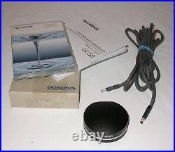 Olympus Uc50 5 Megapixel Color CCD Digital Microscope Camera Includes Software