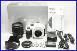 PENTAX K-30 16.3MP Digital SLR Camera Custom Color with DA 18-135mm WR #210217j