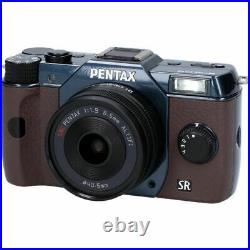 PENTAX Q10 12.4MP Digital Camera Custom Color Kit with 01 Lens from Japan F/S