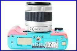 PENTAX Q10 12.4MP Digital Camera rare color with 02 SMC 5-15mm Exc++ From JAPAN
