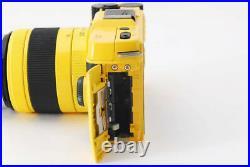 PENTAX Q7 12.4 MP Digital Camera Custom Color with 5-15mm Lens JapanExc+++0135