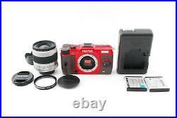 PENTAX Q7 12.4 MP Digital Camera Custom Color with 5-15mm Lens JapanExc++ #2A