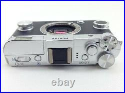 Pentax Q-S1 Digital Camera Order Color Black with 5-15mm Zoom Lens Exc+5 #A1683