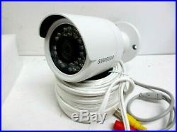 Qty 4 Samsung SDC-9443BCN Digital Color Security Camera withCables Full HD 1080p