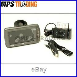 Ring 12/24v Digital Wireless Colour 4.3 Reversing Camera Kit Tf935