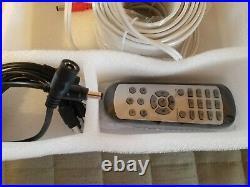 SAMSUNG SDC-89440BFN White Bullet Digital Color Security Camera lot