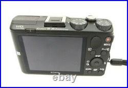 SONY G Cybershot DSC-HX60 Camera Black Colour HD Digital WiFi Camera 20.4 MP