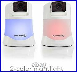 SUMMER INFANT Panorama Baby Monitor DIGITAL 5 Screen COLOUR VIDEO Zoom Camera