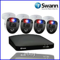 SWANN Enforcer SWDVK-846804SL-EU 8-Channel Full HD 1080p DVR Security System