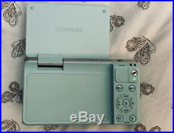 Samsung Smart Camera NX mini 20.5MP Digital Camera-Rare Colour-perfect Cond