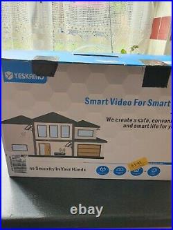 Security camera x4 wireless/ Bluetooth