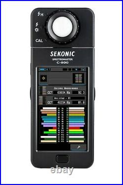 Sekonic C-800-U Spectromaster Color and Illuminance Meter (401-800) Photograph