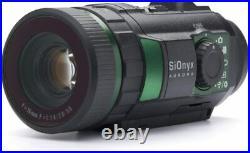 SiOnyx Aurora Color Digital IR Night Vision Monocular Camera