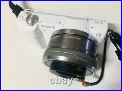 Sony Alpha A5100 24.3MP Digital Camera with 16-50mm Lens Random color