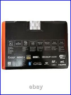 Sony Alpha A6400 ILCE-6400 Mirrorless Digital Camera Body Black Color