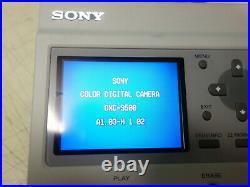 Sony DXC-S500 5 Megapixel Color Digital Camera with Control Unit