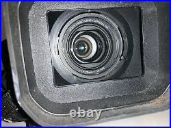 Sony Sony DSR-250 PAL DVCAM 3CCD-Digital-Camcorder, DVCAM- und DV-Aufnahmeformat