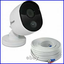 Swann 4 4580 4 Channel 1TB DVR 2x1080MSB 2x1080MSD Full HD 4 Camera CCTV Kit