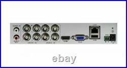 Swann 8 4580 8 Channel 1TB DVR 6 x 1080MSB 1080p Heat Motion Camera CCTV Kit