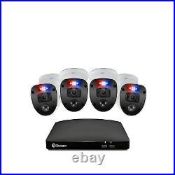 Swann 8 Camera 1080p HD DVR CCTV System with 1TB HDD