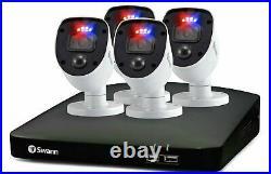 Swann 8 Channel 1080p CCTV DVR 4 Camera Kit