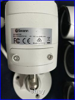 Swann CCTV 8 Channel 4K Ultra HD CCTV NVR Recorder 8 Cameras NHD-880