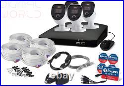 Swann CCTV Kit, 8 Channel 1080p Full HD 1TB HDD 8 4 Camera Kit