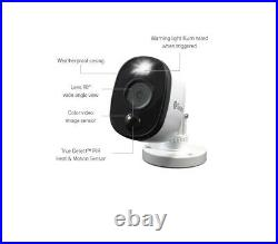 Swann DVR4 4580 4 Channel 1TB DVR 2x 1080MSFB HD Motion Sensing Cameras CCTV Kit