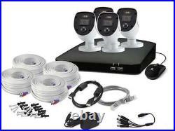 Swann Enforcer 8 Channel Full HD 1080p 1TB DVR CCTV Security System 4 Cameras