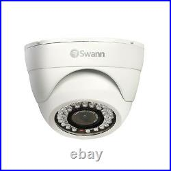 Swann PRO-843 900 TV Lines Night Vision Indoor Outdoor Dome CCTV Camera