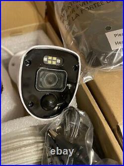 Swann SWDVK846804SLEU 8 Channel Surveillance Full HD Enforcer Camera
