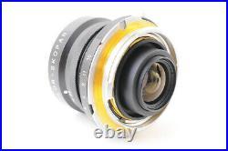 TOP MINTVoigtlander Color Skopar 21mm F/4 MC VM MF Camera Lens For Leica M JP