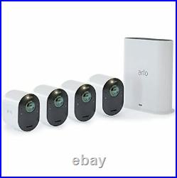 Ultra Wireless Home Security Camera System CCTV, Wi-Fi, Alarm