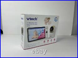 VTech Baby Video Monitor with 7-inch True-Color HD 720p Display VM919HD