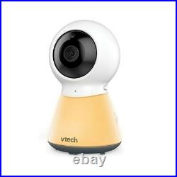 Vtech Full Colour Video & Audio Baby Monitor/Night Light/Thermometer with2 Cameras