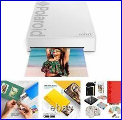 Zink Polaroid Mint Pocket Printer Digital Camera Photo Paper Sheets Bundle GIFT